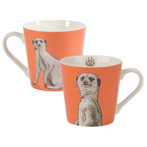 Couture Kingdom Meerkat China Mug by Churchill China