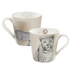 Churchill China Couture Animal Kingdom Leopard Gift Fine China Mug