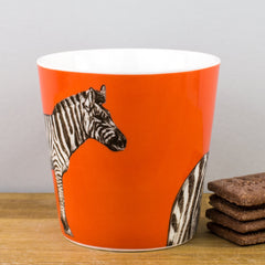 Churchill China Couture Animal Kingdom Zebra Gift Fine China Mug