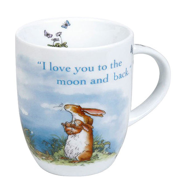 Guess How Much I Love You To The Moon And Back Mug