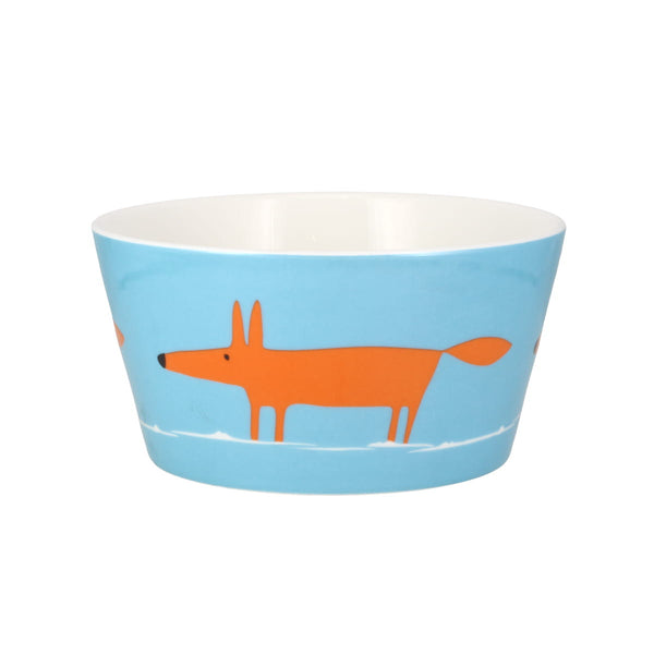 Scion Mr Fox Duckegg & Orange Breakfast Bowl