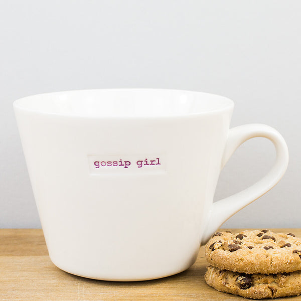 Keith Brymer Jones Gossip Girl Porcelain Mug