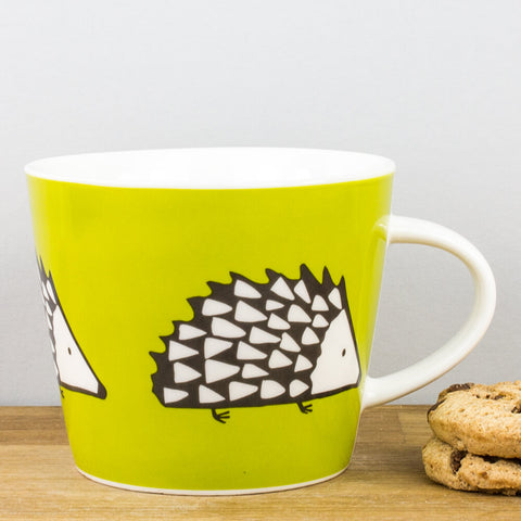 Spike Lime Green China Mug by Scion