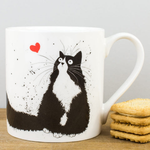 Sweetheart China Mug by Kim Haskins