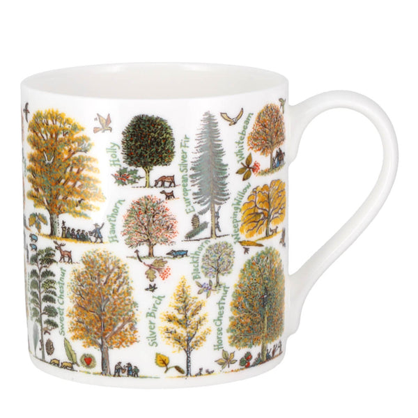 Picturemaps Autumn Trees China Mug