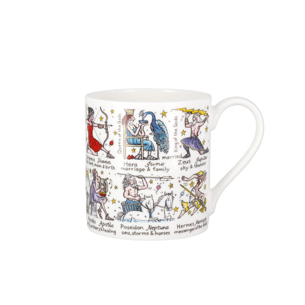 Picturemaps Greek Gods & Goddesses China Mug