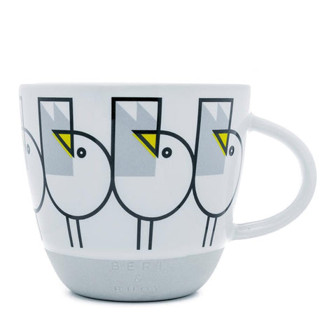 Bert & Buoy Great Gulls Nautical Mug