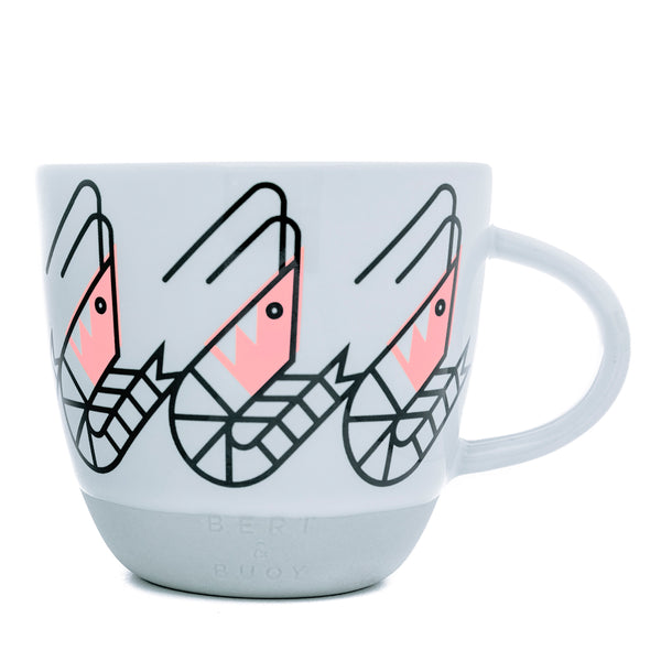 Bert & Buoy So Shrimp Nautical Mug
