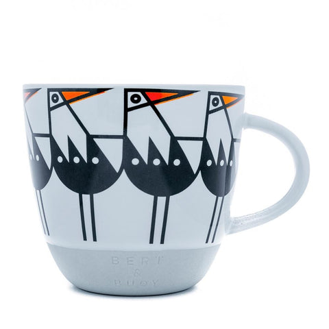 Bert & Buoy Oystercatcher Nautical Mug