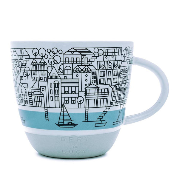 Bert & Buoy Dartmouth Nautical Mug