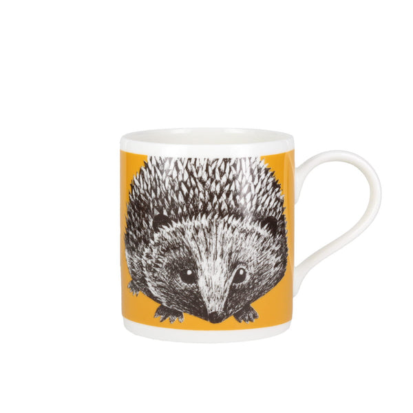 Animal Ink Hedgehog China Mug