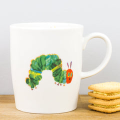 The Very Hungry Caterpillar Personalised Gift Mug by Portmeirion