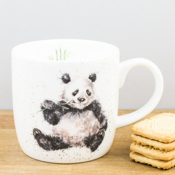 Wrendale Designs Bamboozled China Mug