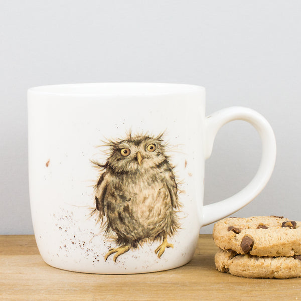 Wrendale Designs What A Hoot China Mug