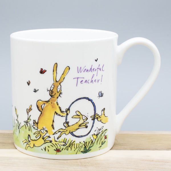 Quentin Blake Wonderful Teacher China Mug