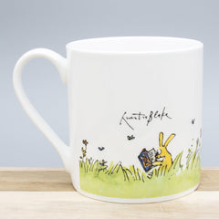 Quentin Blake Wonderful Teacher Bone China Personalised Gift Mug