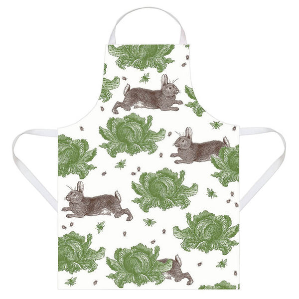 Thornback & Peel Rabbit & Cabbage Kitchen Apron