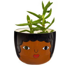 Sass & Belle My Kind Of People Mini Chantelle Planter Cacti Succulents