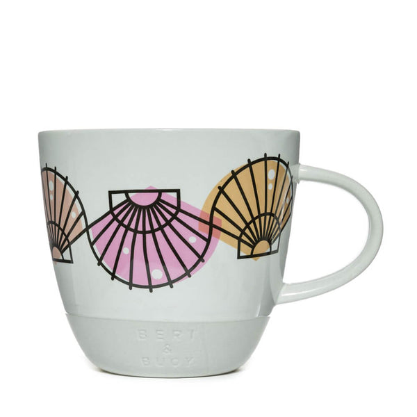 Bert & Buoy Oi Oyster Nautical Mug