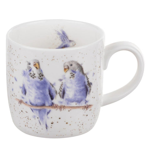Wrendale Designs Date Night China Mug by Royal Worcester