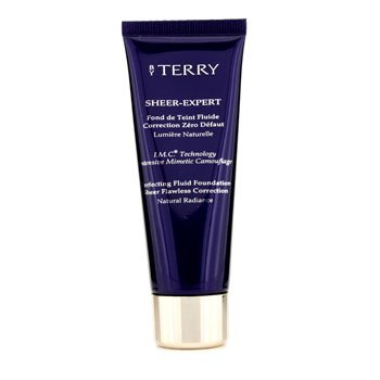 By Terry Sheer Expert Perfecting Fluid Foundation - 4 Rosy Beige  - Beautyvonappen.dk