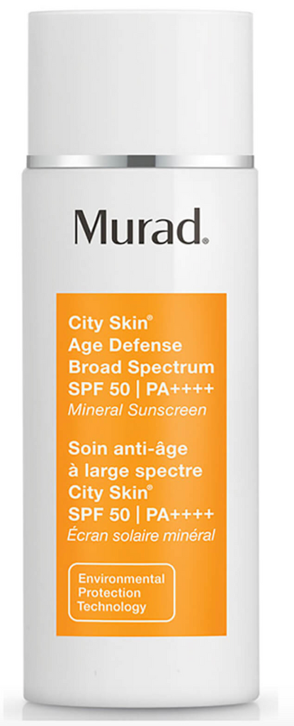 City Skin Age Defense SPF 50  - Beautyvonappen.dk