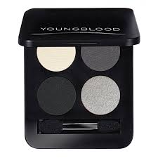 Youngblood Pressed Mineral Eyeshadow Quad Starlet - Beautyvonappen.dk