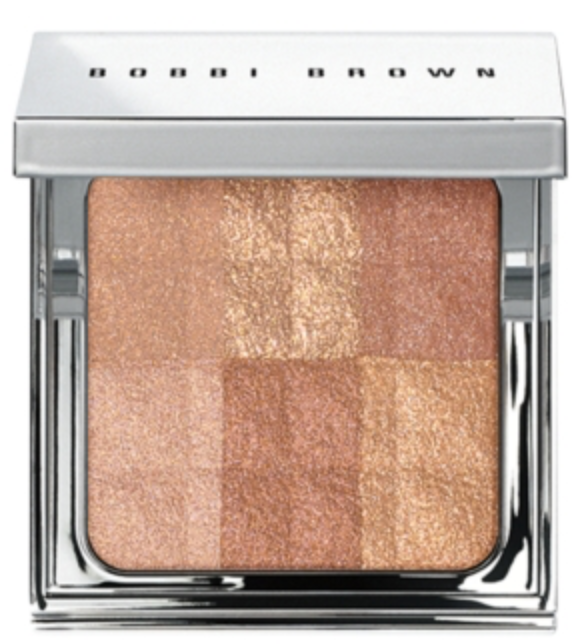 Bobbi Brown Brightening Finish Powder bronze Glow - Beautyvonappen.dk