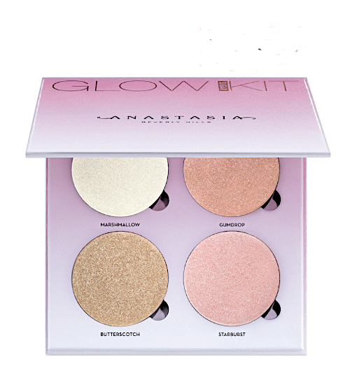 Anastasia Beverly Hills Glow Kit Sugar Highlighters 7.4g - Beautyvonappen.dk