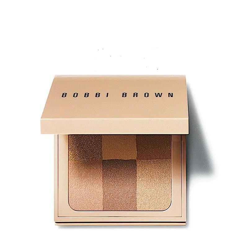 Bobbi Brown Nude Finish Illuminating Powder Medium Buff - Beautyvonappen.dk