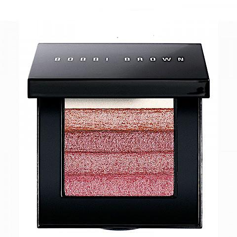 Bobbi Brown Shimmer Brick Compact Powder Rose - Cleanskin.dk