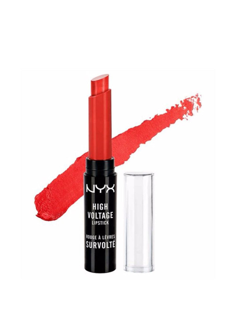 NYX High Voltage Lipstick Rock Star 22 - CleanSkin.dk