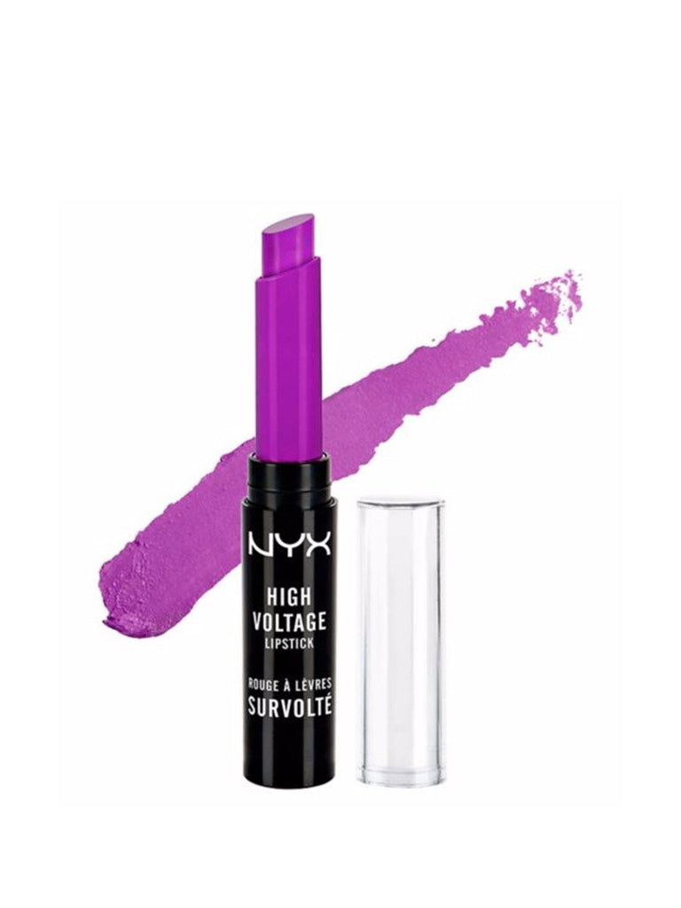 NYX High Voltage Lipstick Twisted 08 - CleanSkin.dk