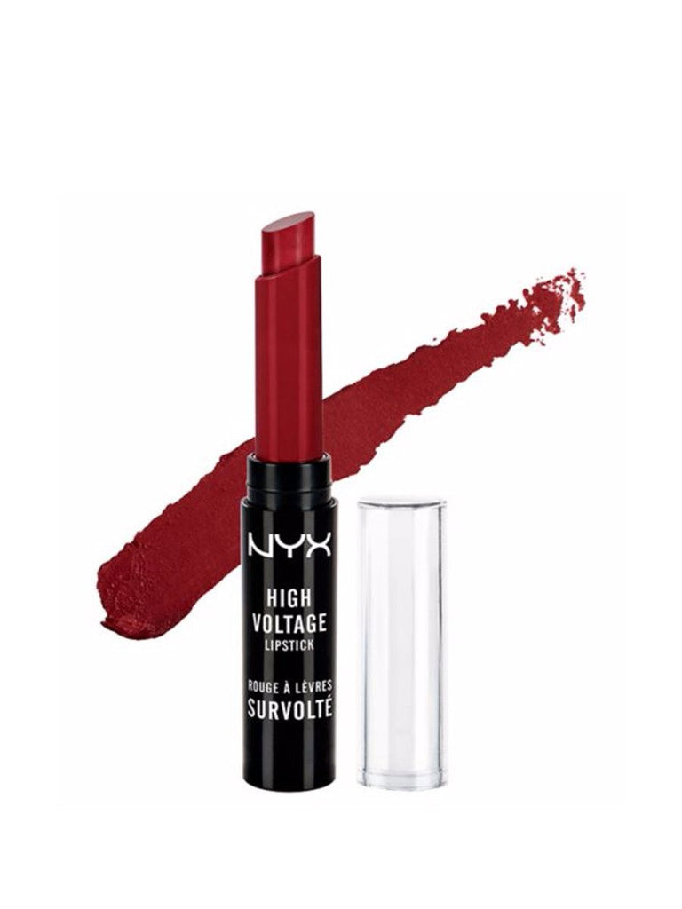 NYX High Voltage Lipstick Burlesque 20 - CleanSkin.dk