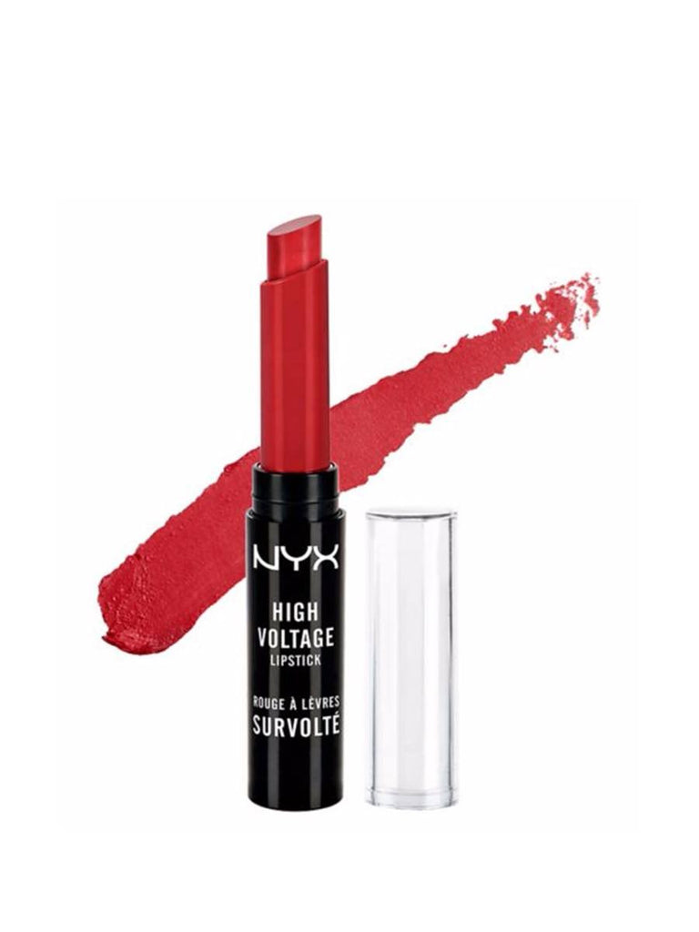 NYX High Voltage Lipstick Hollywood 06 - CleanSkin.dk