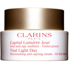 Clarins Vital Light Day Cream 50ml - Beautyvonappen.dk