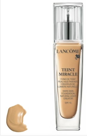 Lancôme Teint Miracle foundation, beige Cannelle 30ml - Beautyvonappen.dk