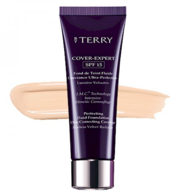 By Terry Cover Expert Foundation 4 Rosy Beige 35ml - Beautyvonappen.dk