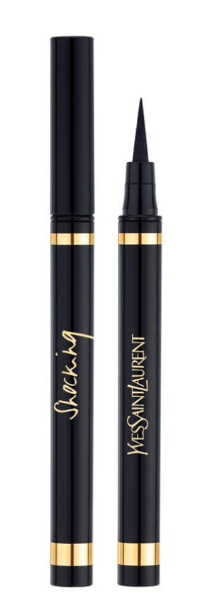 YSL Shocking Eyeliner Pen 1 ml - 1 Black - Beautyvonappen.dk