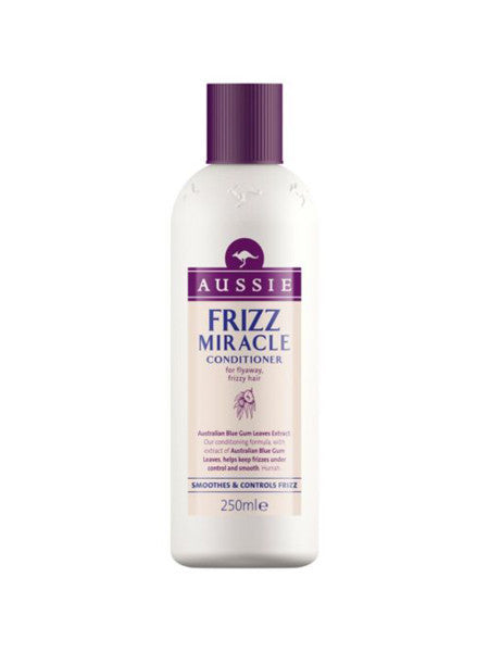 Aussie Frizz Miracle Conditioner 250 ml - CleanSkin.dk