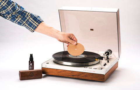 How To Clean Vinyl Records With The Groovewasher Record