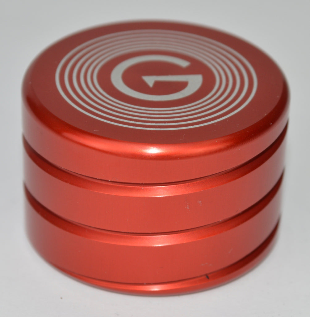 Red Spiral 45 RPM Adapter--US 7 inch Adapter Insert