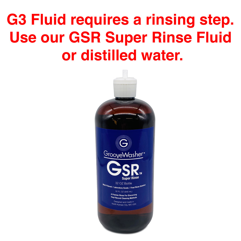 G3 Two-Step Concentrate - 8oz / 128oz