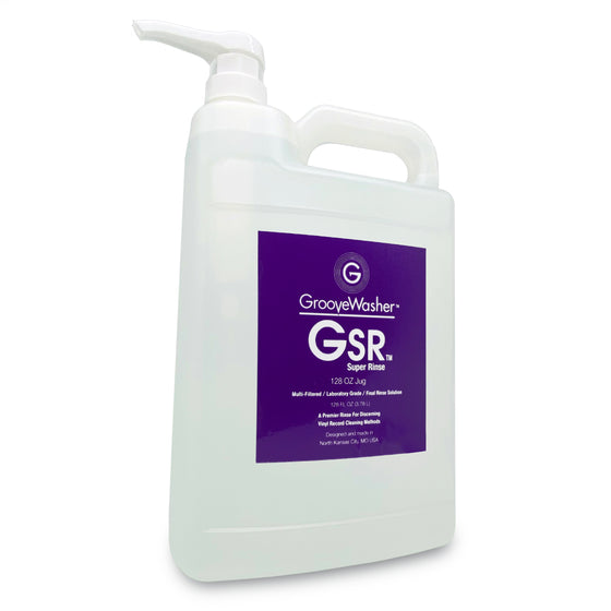 GSR Super Rinse - 128oz Jug