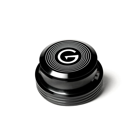GrooveWasher Black Record Stabilizer Weight--Now Available!
