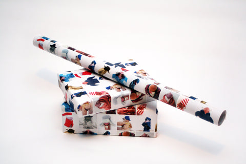 Party Gift Wrap