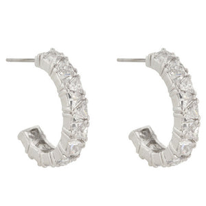 Decadence Hoop Earrings
