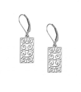 First Scots Earrings