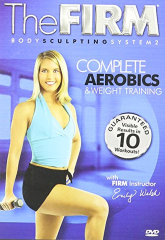 The Firm - Body Sculpting System 2:  Complete Aerobics & Weight Training with Emily Welsh (DVD)