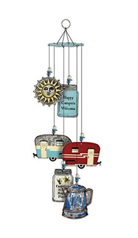 Sunset Vista Designs Camping and Jars Chime
